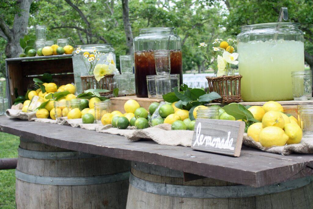 Что такое лимонадный бар