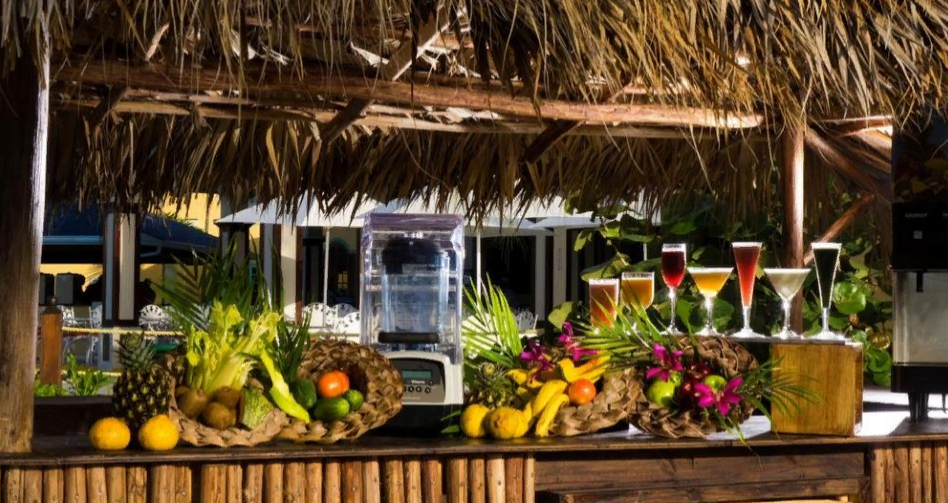 Что такое фреш бар на свадьбе